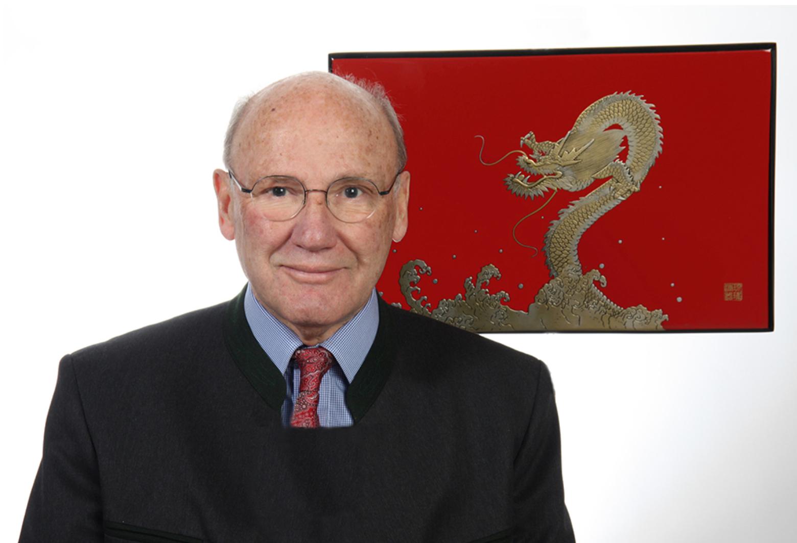 Professor Dr Rolf D Schmid MBA